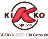 Capsule Gusto Ricco Kikko Espresso compatibili Nespresso